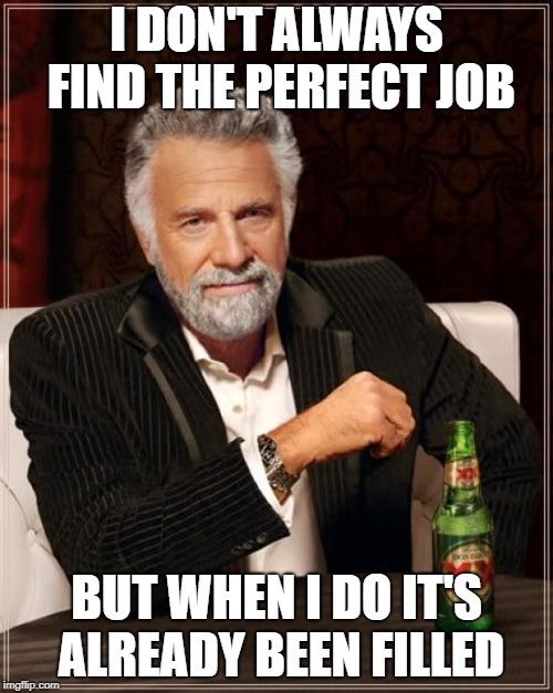 job tracker / job hunters / job seekers