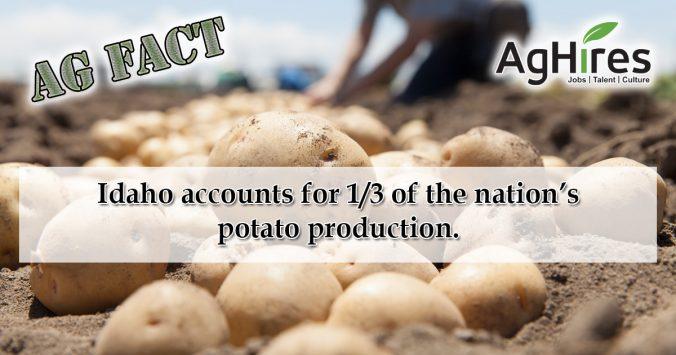 Interesting Idaho Ag Facts