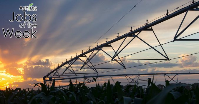 Agriculture Jobs of the Week